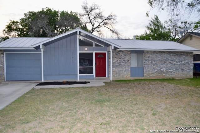 11823 El Sendero St, San Antonio, TX 78233 (MLS #1520279) :: 2Halls Property Team | Berkshire Hathaway HomeServices PenFed Realty
