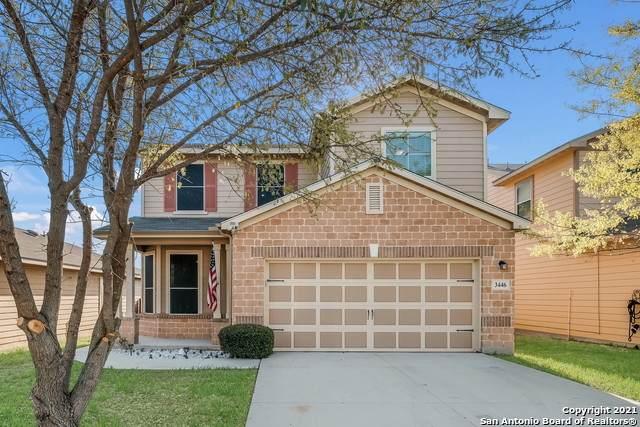 3446 Krie Highlands, San Antonio, TX 78245 (MLS #1520289) :: The Gradiz Group