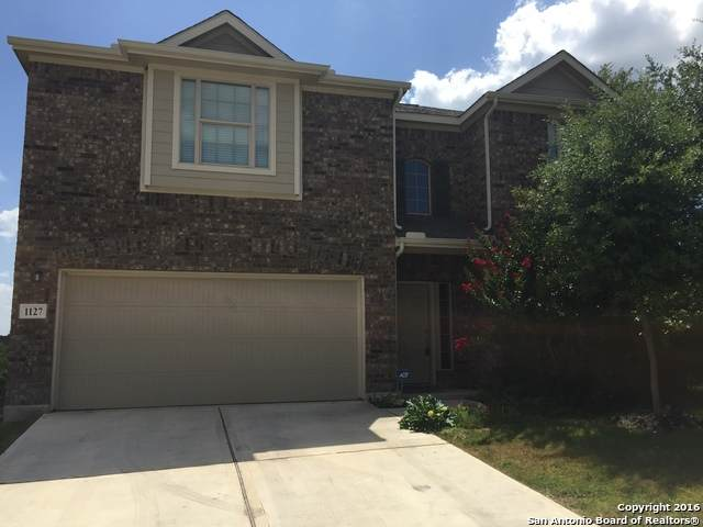 1127 Stable Glen Dr, San Antonio, TX 78245 (MLS #1520312) :: BHGRE HomeCity San Antonio
