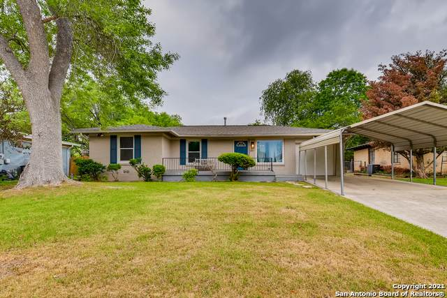 311 Hope Dr, San Antonio, TX 78228 (MLS #1520361) :: Williams Realty & Ranches, LLC