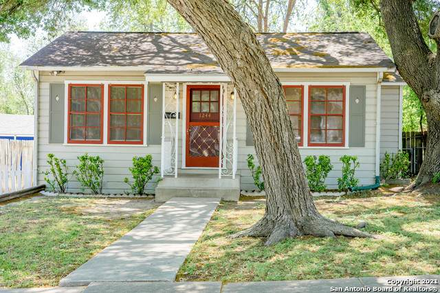 1244 Bailey Ave, San Antonio, TX 78210 (MLS #1520370) :: The Gradiz Group