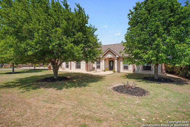 1351 County Road 4516, Castroville, TX 78009 (MLS #1520405) :: The Lopez Group