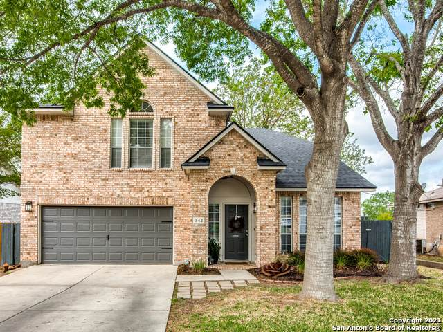 342 Notch Leaf, Cibolo, TX 78108 (MLS #1520413) :: The Lopez Group