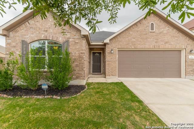 1214 Big Lk, San Antonio, TX 78245 (MLS #1520455) :: The Mullen Group | RE/MAX Access