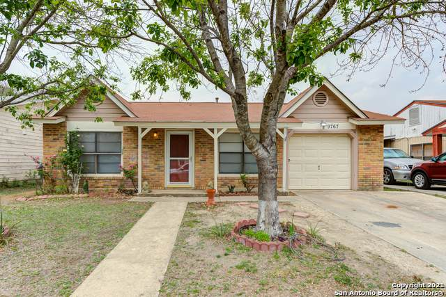 9767 Hidden Falls, San Antonio, TX 78250 (MLS #1520478) :: Real Estate by Design