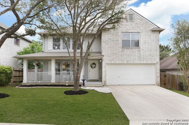 4830 Corian Springs Dr, San Antonio, TX 78247 (MLS #1520551) :: Williams Realty & Ranches, LLC