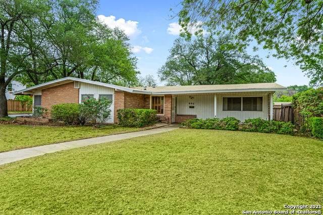 446 Calumet Pl, San Antonio, TX 78209 (MLS #1520602) :: Real Estate by Design