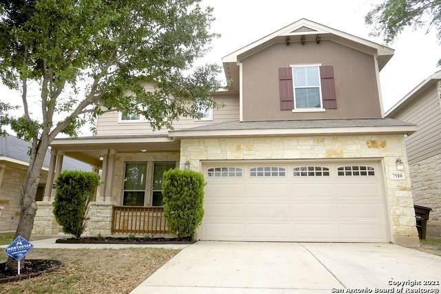 7910 Cenote Dr, San Antonio, TX 78254 (MLS #1520618) :: 2Halls Property Team | Berkshire Hathaway HomeServices PenFed Realty