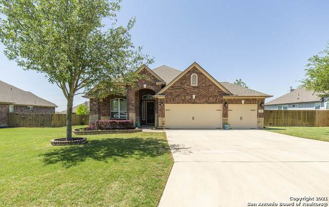 3340 Harvest Hill Blvd, Marion, TX 78124 (MLS #1520624) :: The Lopez Group