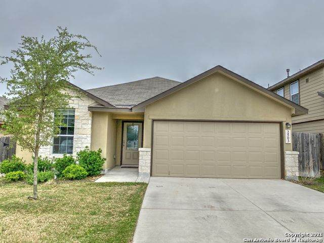 2503 Barbwire Way, San Antonio, TX 78244 (MLS #1520626) :: The Glover Homes & Land Group