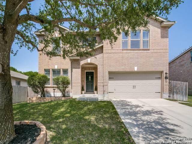 117 Spring Brook, Cibolo, TX 78108 (MLS #1520633) :: Keller Williams Heritage