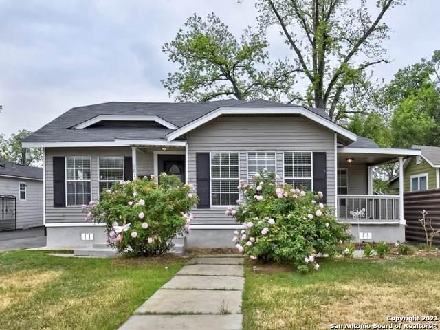 1824 W Mulberry Ave, San Antonio, TX 78201 (MLS #1520639) :: The Real Estate Jesus Team