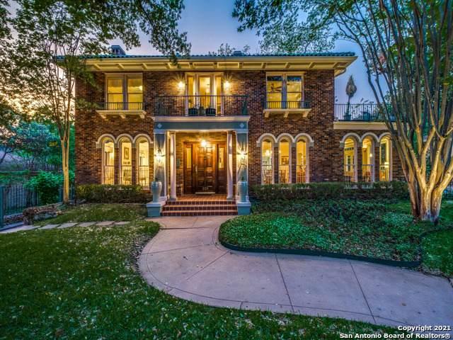 329 W Agarita Ave, San Antonio, TX 78212 (MLS #1520644) :: 2Halls Property Team | Berkshire Hathaway HomeServices PenFed Realty