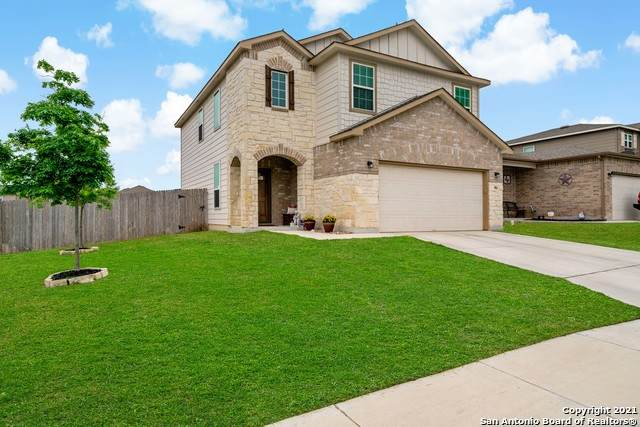 466 Harvest Pt, Selma, TX 78154 (MLS #1520702) :: 2Halls Property Team | Berkshire Hathaway HomeServices PenFed Realty