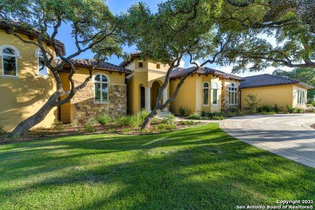 11118 Anaqua Springs, Boerne, TX 78006 (MLS #1520705) :: Williams Realty & Ranches, LLC