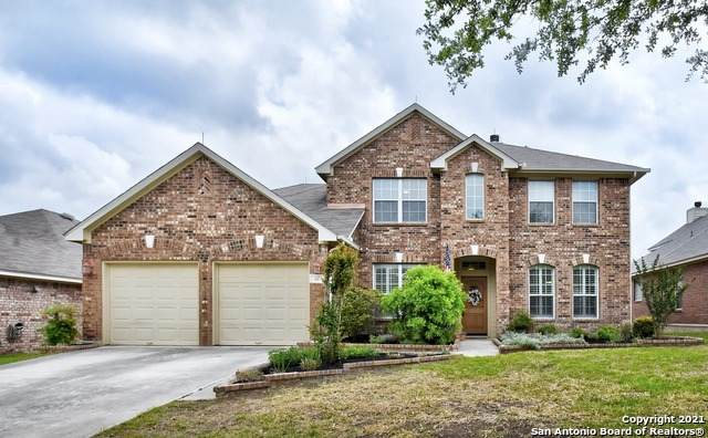 117 Royal Troon Dr, Cibolo, TX 78108 (MLS #1520717) :: Williams Realty & Ranches, LLC