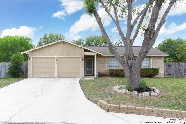 11411 Clints Wells, San Antonio, TX 78245 (MLS #1520719) :: Williams Realty & Ranches, LLC