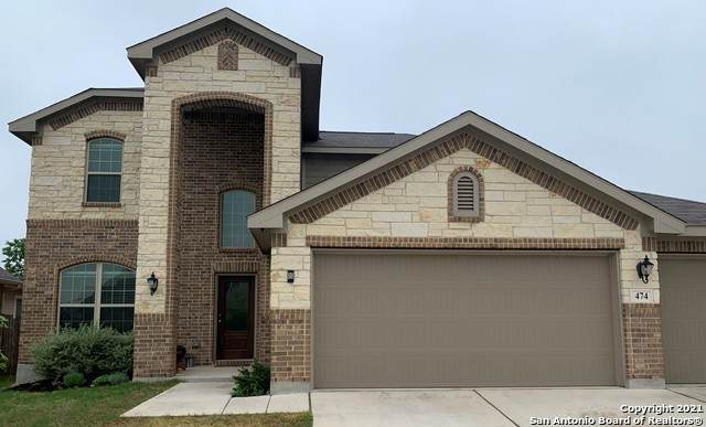 474 Meadow Wind, New Braunfels, TX 78132 (MLS #1520730) :: Williams Realty & Ranches, LLC