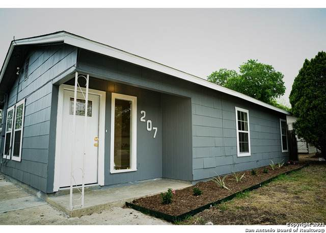 207 Beam Blvd, San Antonio, TX 78221 (MLS #1520741) :: Williams Realty & Ranches, LLC