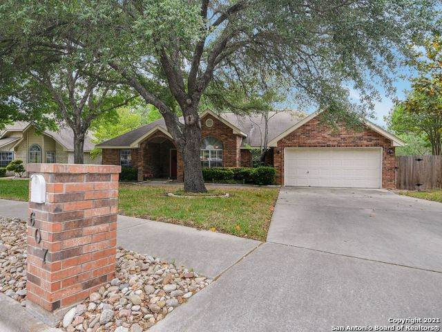 607 Summerwood Dr, New Braunfels, TX 78130 (MLS #1520747) :: Exquisite Properties, LLC