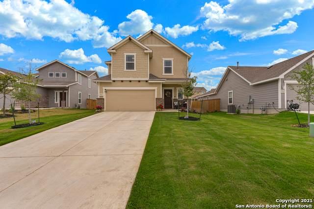 5111 Wells Park, Schertz, TX 78124 (MLS #1520777) :: Real Estate by Design