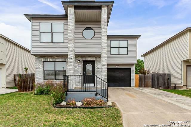 27 Weathering Crk, San Antonio, TX 78238 (MLS #1520795) :: REsource Realty