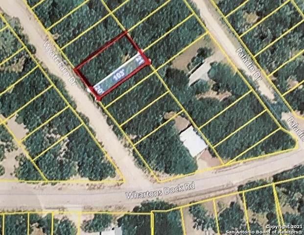 0 Wyatt Earp, Bandera, TX 78003 (MLS #1520802) :: The Glover Homes & Land Group