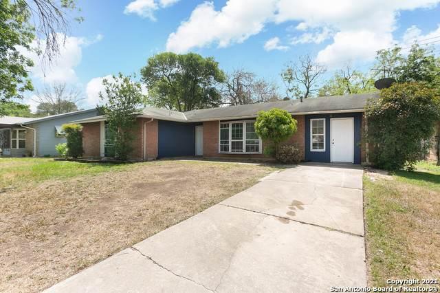 8826 Adams Hill Dr, San Antonio, TX 78227 (MLS #1520803) :: BHGRE HomeCity San Antonio