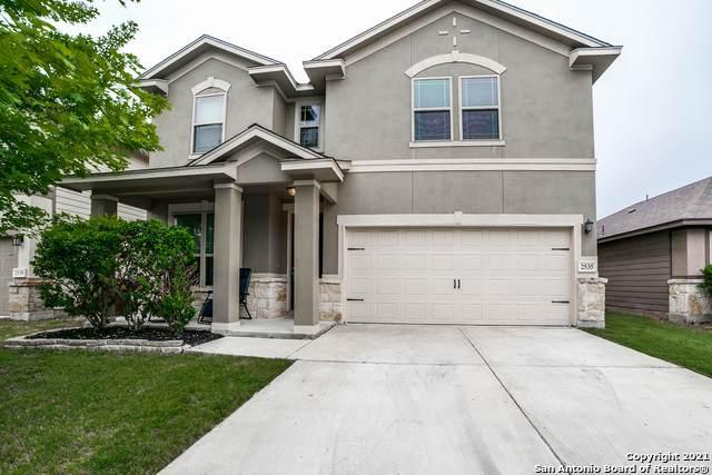 2535 Just My Style, San Antonio, TX 78245 (MLS #1520810) :: ForSaleSanAntonioHomes.com