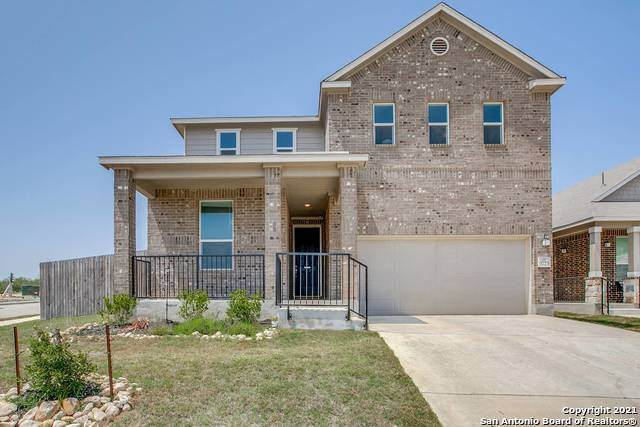 3723 Battlecry, San Antonio, TX 78245 (MLS #1520813) :: 2Halls Property Team | Berkshire Hathaway HomeServices PenFed Realty