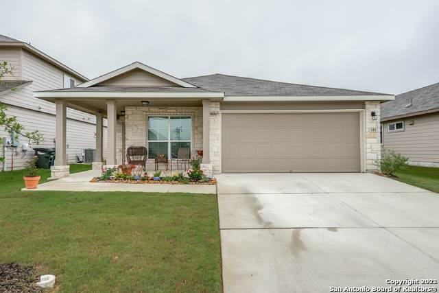 344 Huntsman Way, New Braunfels, TX 78130 (MLS #1520879) :: The Gradiz Group