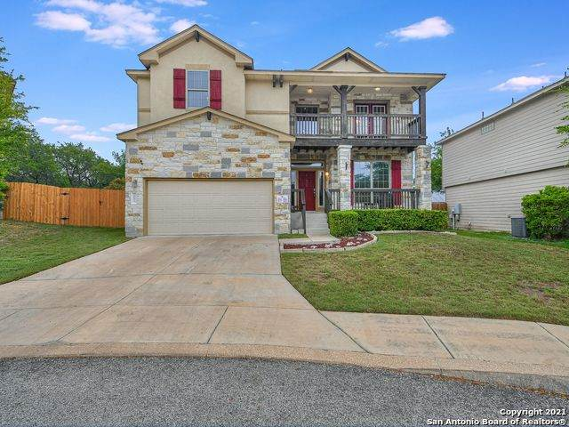 10623 Cosmos Cyn, Helotes, TX 78023 (MLS #1520898) :: Williams Realty & Ranches, LLC