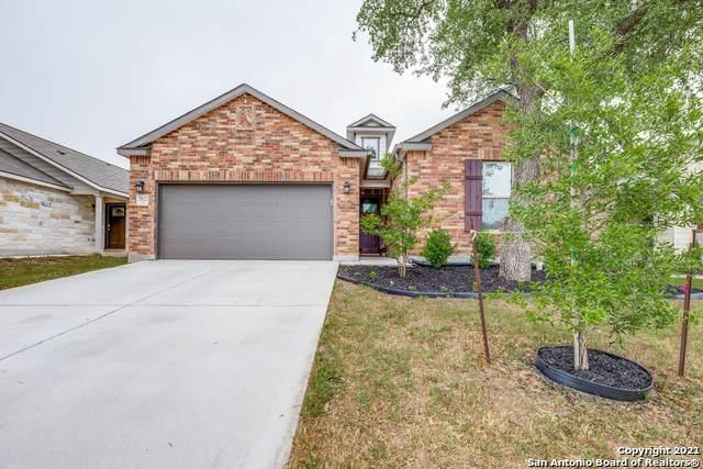 7922 Blackhawk Pass, San Antonio, TX 78253 (MLS #1520902) :: Alexis Weigand Real Estate Group