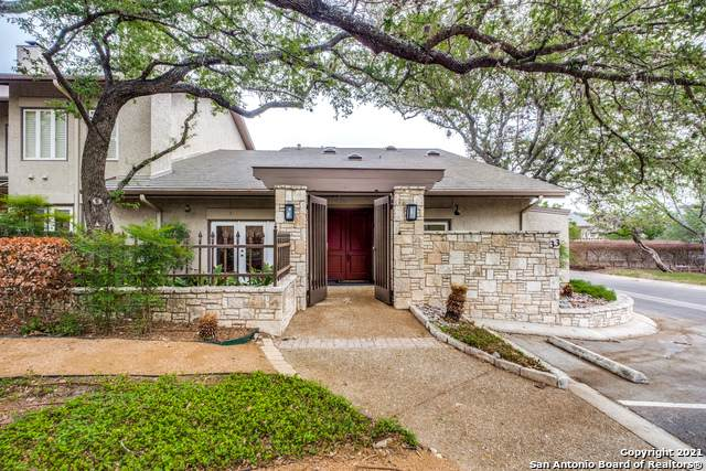 8000 Donore Pl #33, San Antonio, TX 78229 (#1520915) :: The Perry Henderson Group at Berkshire Hathaway Texas Realty