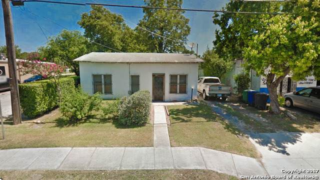 4411 W Commerce St, San Antonio, TX 78237 (MLS #1520919) :: The Gradiz Group