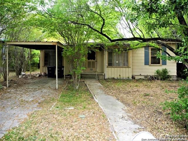 311 Placid Dr, San Antonio, TX 78228 (MLS #1520940) :: Santos and Sandberg