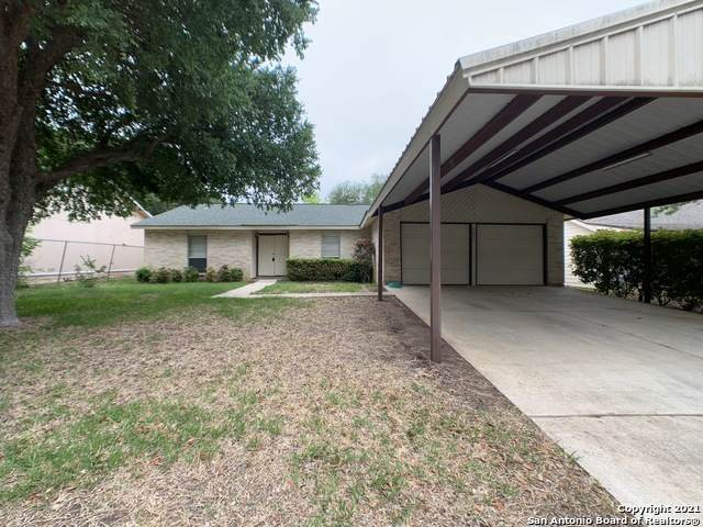 6830 Agua Calientes, San Antonio, TX 78239 (MLS #1520962) :: The Lopez Group