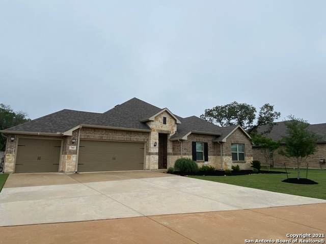 743 San Anza, San Antonio, TX 78260 (#1520963) :: The Perry Henderson Group at Berkshire Hathaway Texas Realty