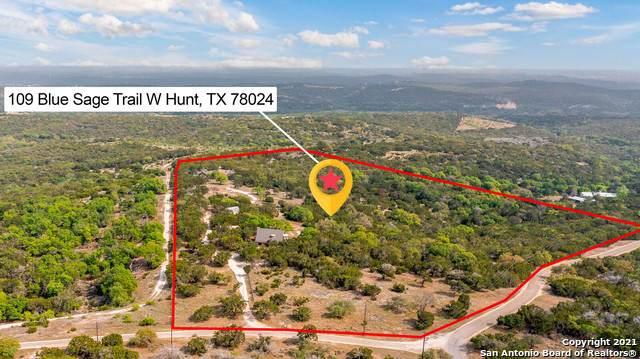 109 Blue Sage Trail, Hunt, TX 78024 (MLS #1520995) :: The Gradiz Group