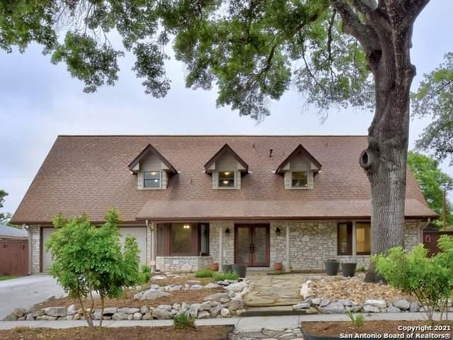 3707 John Alden Dr, San Antonio, TX 78230 (MLS #1521022) :: Alexis Weigand Real Estate Group