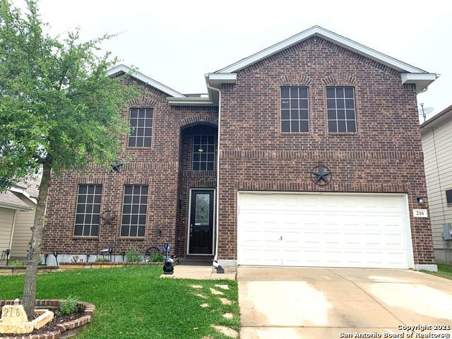 216 Mountain Home, Cibolo, TX 78108 (MLS #1521036) :: The Mullen Group | RE/MAX Access