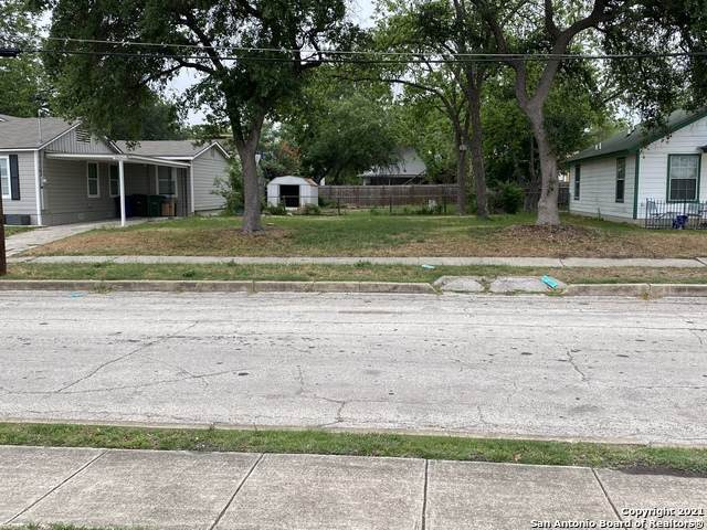 803 Mckinley Ave, San Antonio, TX 78210 (MLS #1521057) :: The Glover Homes & Land Group