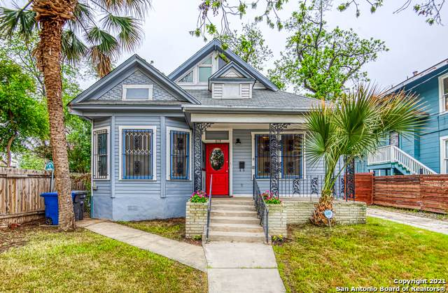 819 Camden St, San Antonio, TX 78215 (MLS #1521102) :: Tom White Group