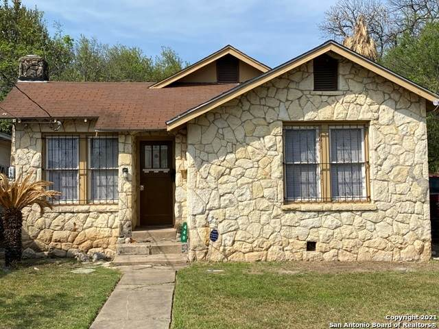 449 Barrett Pl, San Antonio, TX 78225 (MLS #1521103) :: Tom White Group