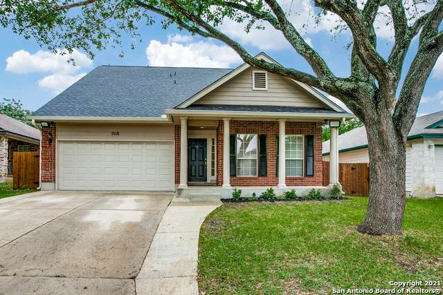 5118 Stormy Dawn, San Antonio, TX 78247 (MLS #1521106) :: Carolina Garcia Real Estate Group