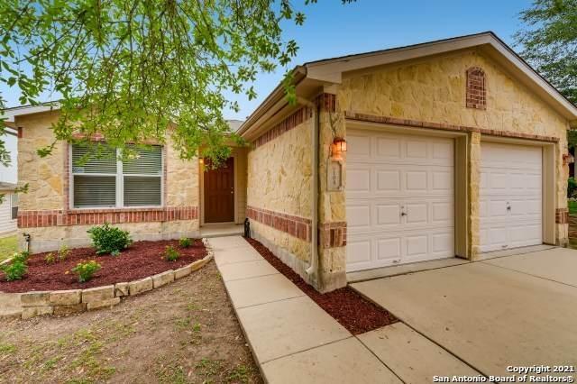 6105 Tamaron, Schertz, TX 78108 (MLS #1521111) :: Real Estate by Design
