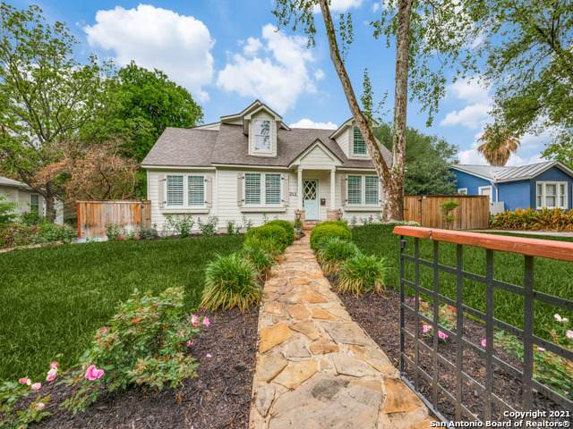 211 E Edgewood Pl, Alamo Heights, TX 78209 (MLS #1521125) :: The Lopez Group