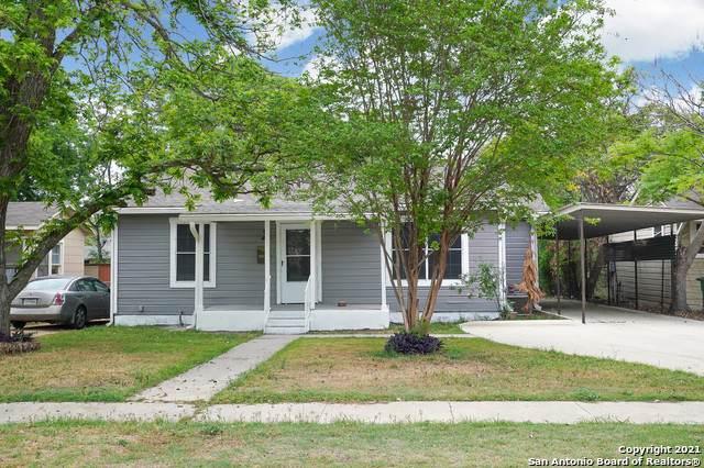 1919 Mckinley Ave, San Antonio, TX 78210 (MLS #1521127) :: Carolina Garcia Real Estate Group