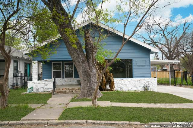 426 Dunning Ave, San Antonio, TX 78210 (MLS #1521129) :: 2Halls Property Team | Berkshire Hathaway HomeServices PenFed Realty