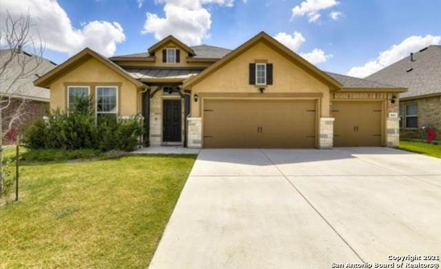 843 Serene Hills, New Braunfels, TX 78130 (MLS #1521151) :: 2Halls Property Team | Berkshire Hathaway HomeServices PenFed Realty